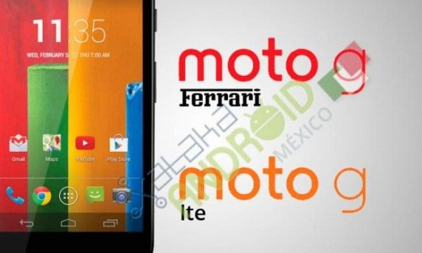Moto G LTE and Moto G Ferrari variants look like they're on their way Soon - http://www.aivanet.com/2014/04/moto-g-lte-and-moto-g-ferrari-variants-look-like-theyre-on-their-way-soon/