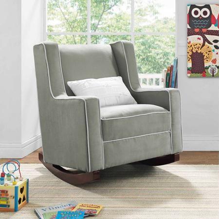 Potential glider / rocker (in grey): Baby Relax Abby Rocker