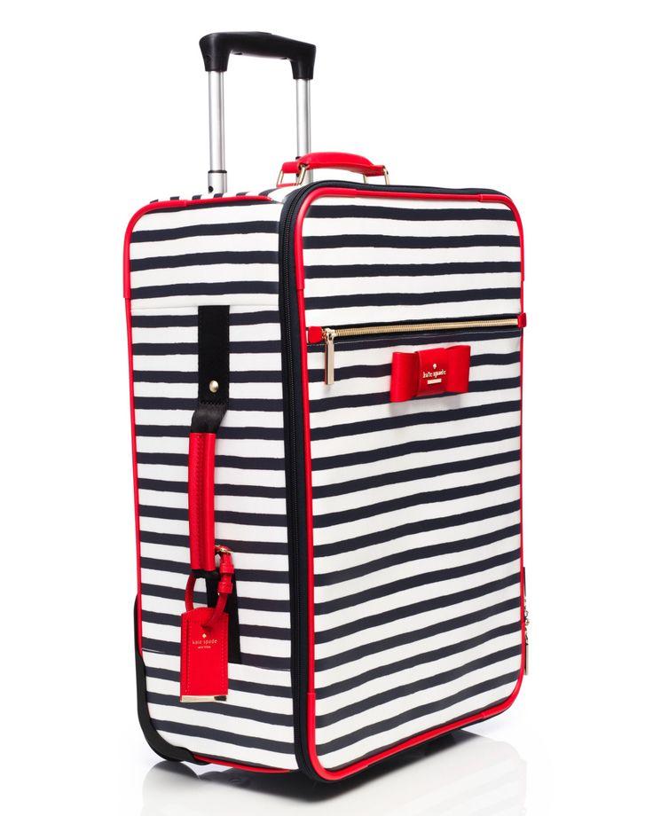 Kate Spade luggage