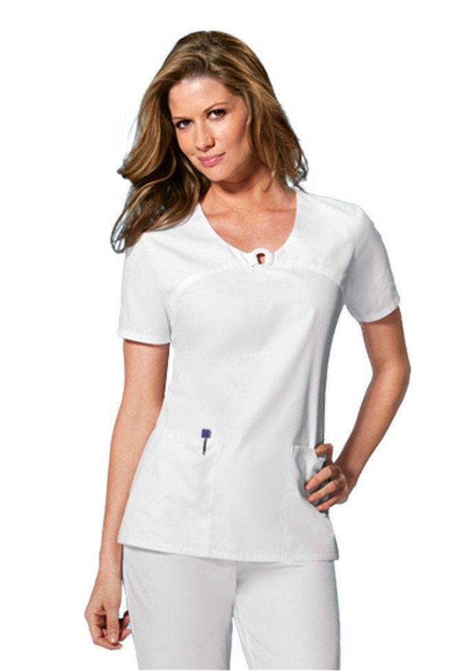 RN's please  wear white on Wednesdays!