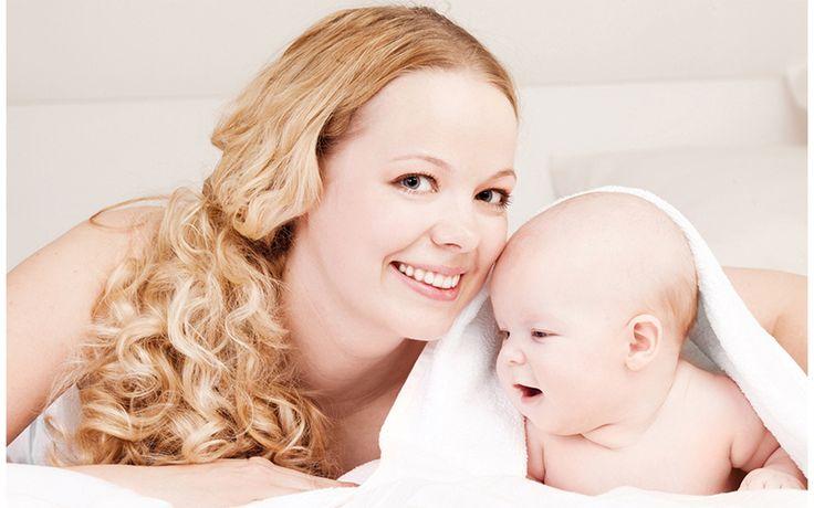 Les flamants roses, Thalasso pour maman et bébé
