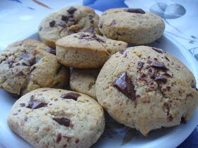 Réka alakbarát receptjei - szénhidrátcsökkentett, bűntelen finomságok: Csokis keksz