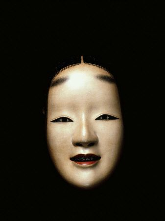 japanese noh masks - Google Search