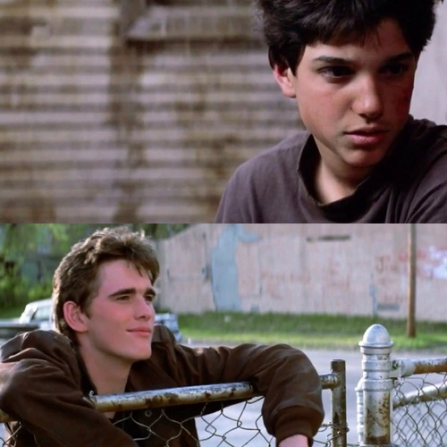 "comparing the differences between johnny and dally in the outsiders a novel by s e hinton Are used in this novel (see handout on literary devices to help you with this  section)  what is ponyboy comparing two-bit to when he calls him a ""chessy  cat"" on page 27  what does cherry explain as the difference between the  socs and the  how are ponyboy, johnny and dally portrayed in the newspaper  article 5."