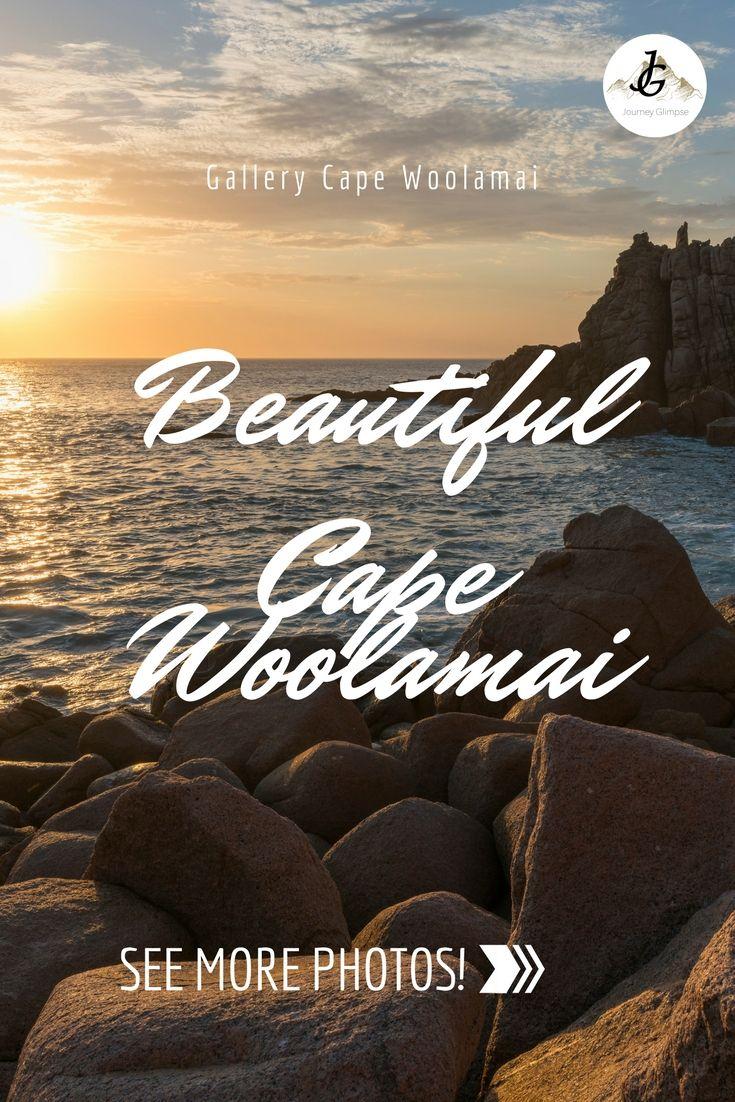 Cape Woolamai ist das Highlight von Philipp Island und ein Must See für alle Fotografen.