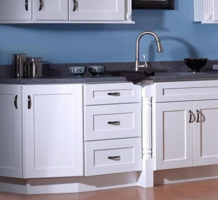 Diy Shaker Cabinet Doors Kitchen Remodel Ideas White Shaker Cabinets Ideas
