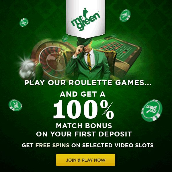 mr green - a casino playground blackjack roulette slot machines