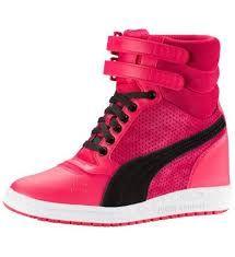 Resultado de imagen para zapatos deportivos con tacos