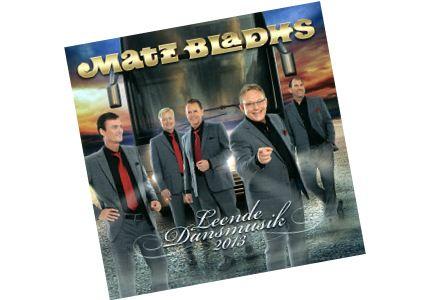 "Recension av Matz Bladhs skiva ""Leende Dansmusik 2013"""