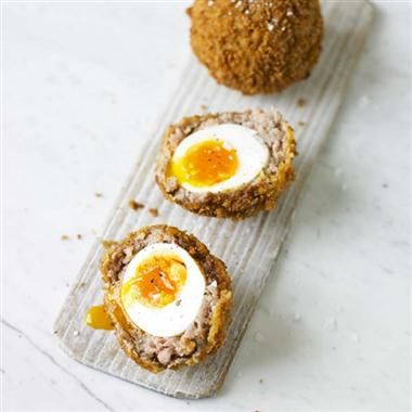How to make scotch eggs   delicious. Magazine food articles & advice