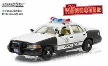 Greenlight 1:43 The Hangover (2009) 2000 Ford Crown Victoria Police Interceptor