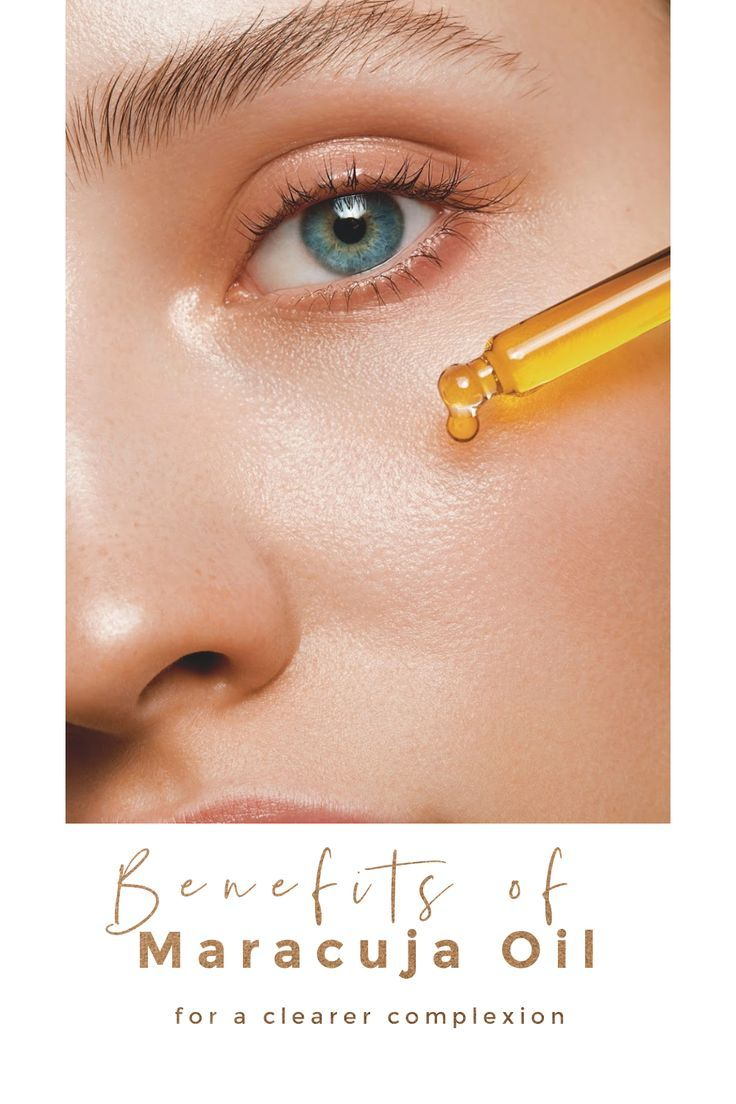 The Many Benefits Of Maracuja Passionfruit Oil For Your Skin In 2020 Skin Care Natural Facial Mask Top Skin Care Products