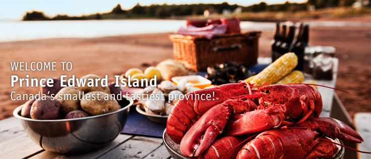 PEI Flavours - food and markets