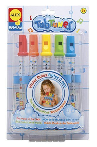 ALEX Toys Rub a Dub Water Flutes -- You can get more details at