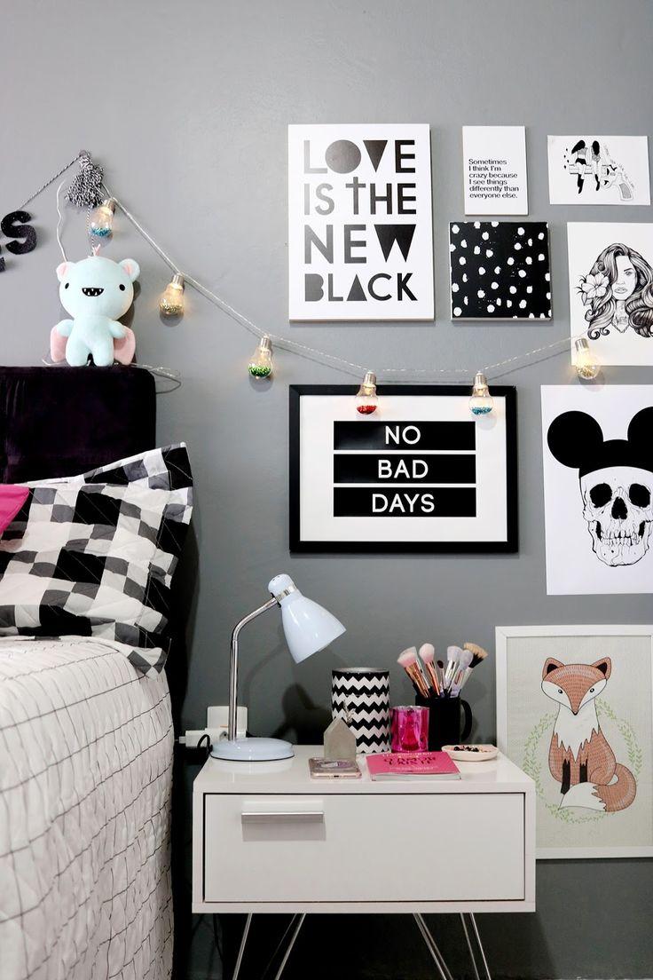 best 25 tumblr rooms ideas on pinterest tumblr room decor tumblr bedroom and room. Black Bedroom Furniture Sets. Home Design Ideas
