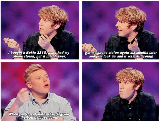 "When this burn was delivered. | 31 Times ""Mock The Week"" Was Really Fucking Funny"
