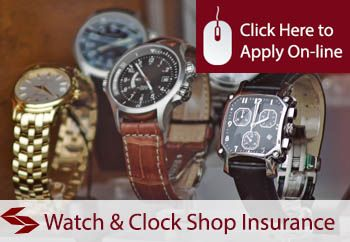 Clock And Watch Shop Insurance