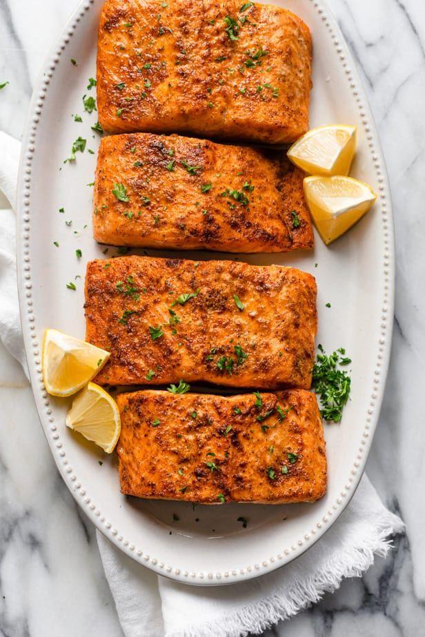 Air Fryer Salmon Air Fryer Recipes Healthy Air Fryer Dinner Recipes Recipes