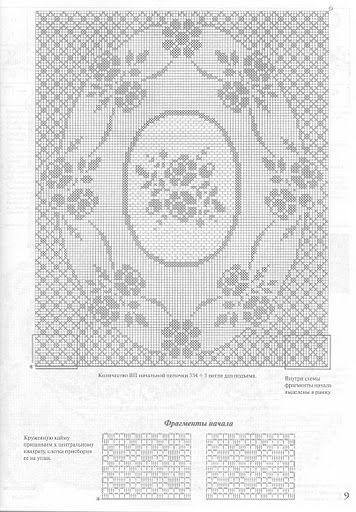 Filet crochet - Majida Awashreh - Λευκώματα Iστού Picasa