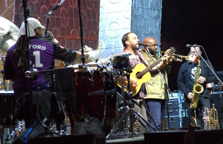 Feeding Dave Matthews Band: Behind the Scenes with Dega Catering