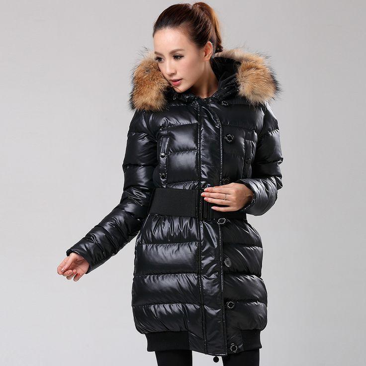 46f6e7f96 Moncler Fur Hooded Long Puffer Coat esw-ecommerce.co.uk