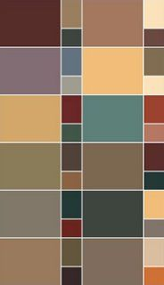 thebigcabin - Sherwin Williams Preservation Palettes offer Victorian and Arts an... interior paint