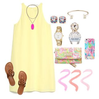 dainty, preppy, and perfect for summer! by emmig02