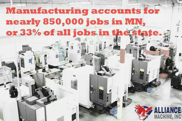 Economic Development in Minnesota MN Manufacturing with