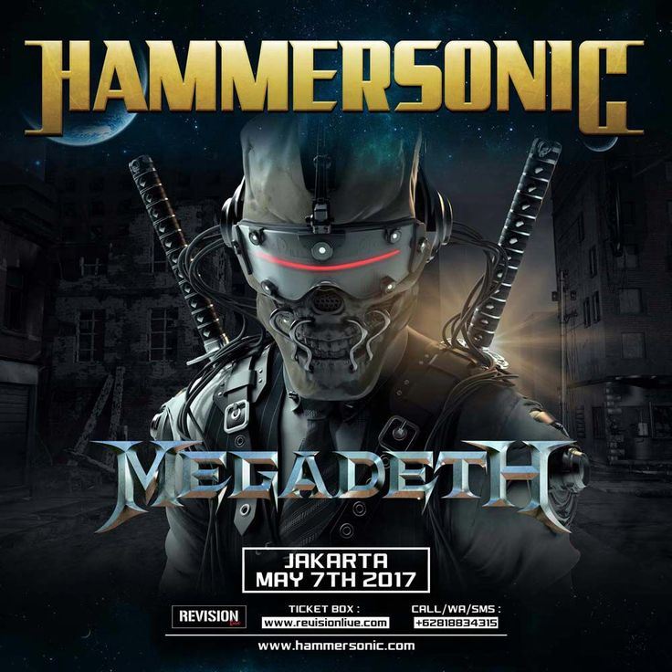 Megadeth (@Megadeth) | Twitter