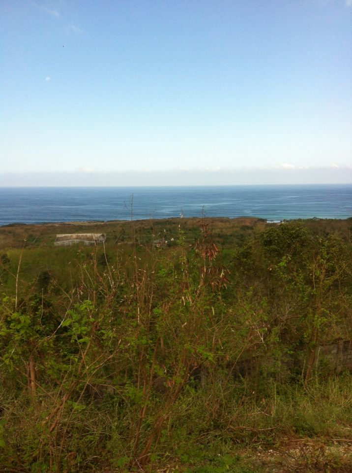 I love the scenery. It's so amazing. This shot was taken from Parola, Bolinao, Pangasinan by yours truly. :)