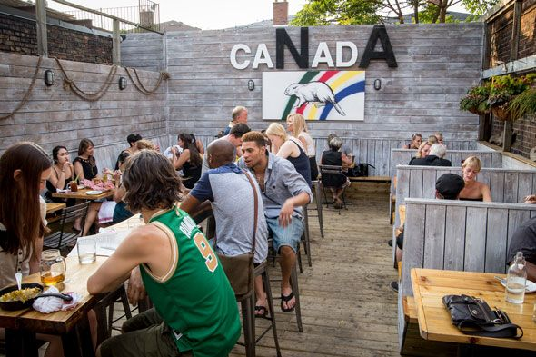 The top 50 new patios in Toronto for 2013