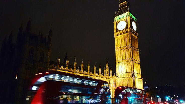 Big Ben, Londen (Foto: Hanna Ties)