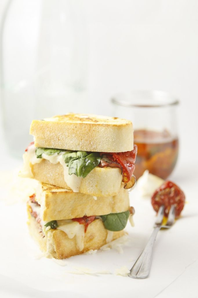 The Ultimate Italian Grilled Cheese www.bellalimento.com