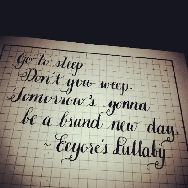 174 Best Eeyore Quotes And Eeyore, Himself Images On Pinterest