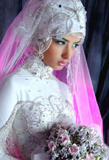 Wedding Hijab Styles | Fashion in New Look