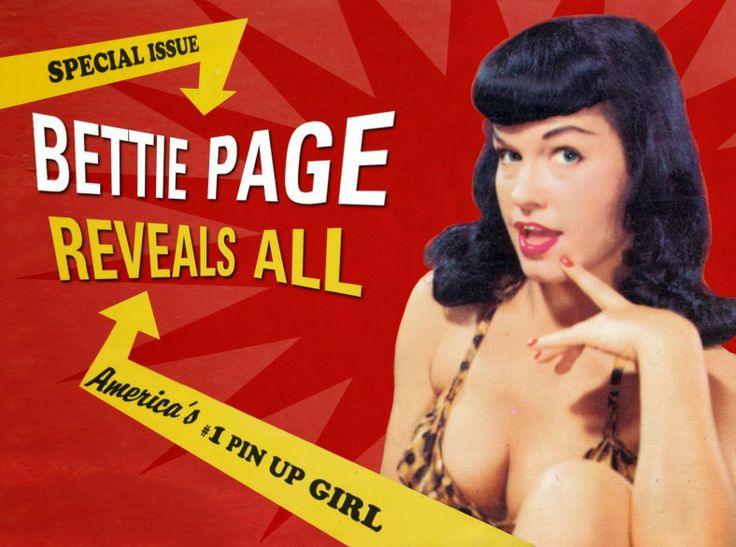 "Bettie Page Reveals All, Film Trailer: ""I never had any problem thinking of what to do with my body"""