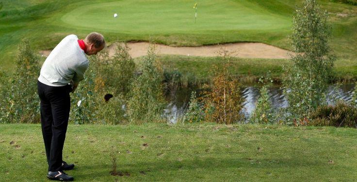 Golf spielen in Savonlinna - Finnland
