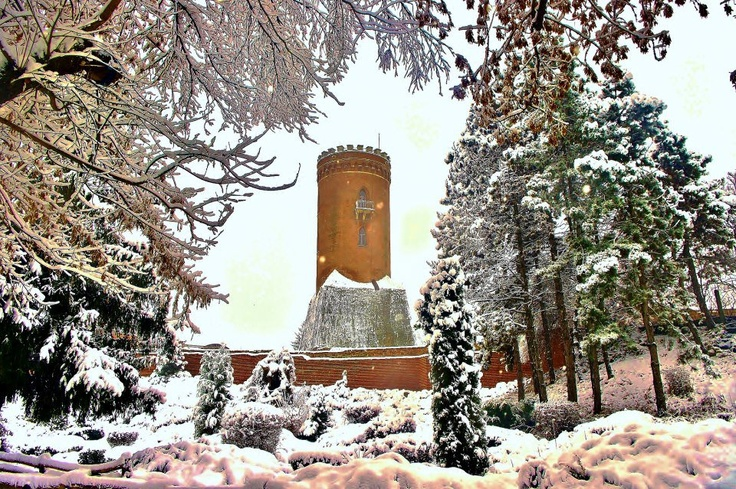Chindia Tower,Targoviste,Romania