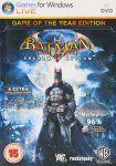 Batman Arkham Asylum Game Of The Year Edition (PC) 2.76 (Prime) 4.75 (Non-prime) Delivered @ Amazon