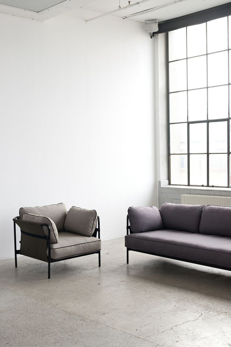 Can 1 and 3 seater sofa.