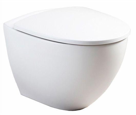 Ifö Sign Art WC-stol vägghängd 6775 - Ifö badrum