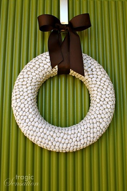 Lima Bean Wreath