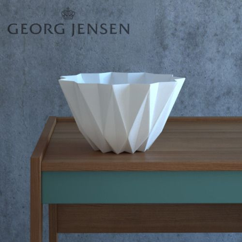SUPERNOVA BOWL, SMALL by Georg Jensen  design by REBECCA UTH