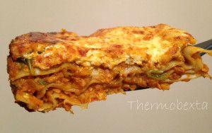 Thermobexta's Very Vege Lasagne | thermobexta