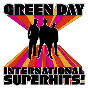 Green Day - International Superhits! (CD Cover)