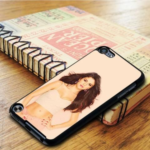 Gorgeous Hot Selena Gomez iPod 5 Touch Case