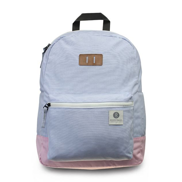 Ridgebake Backpack Blend - Icy Blue & Rose