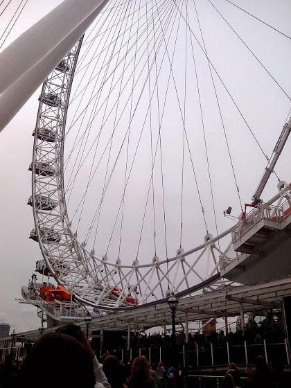London Eye #england