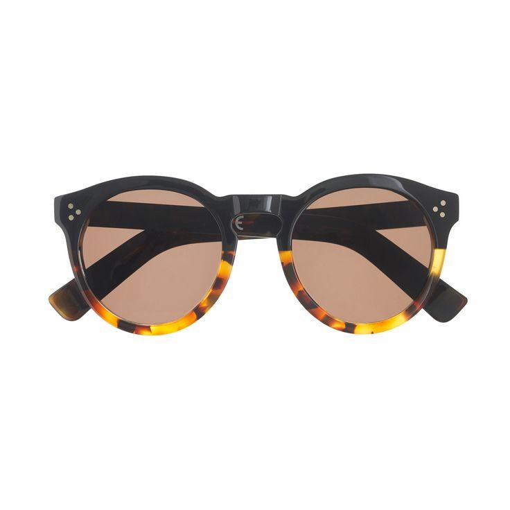 Illesteva™ Leonard II tortoiseshell sunglasses : sunglasses   J.Crew