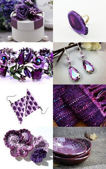 Purple purple purple!!